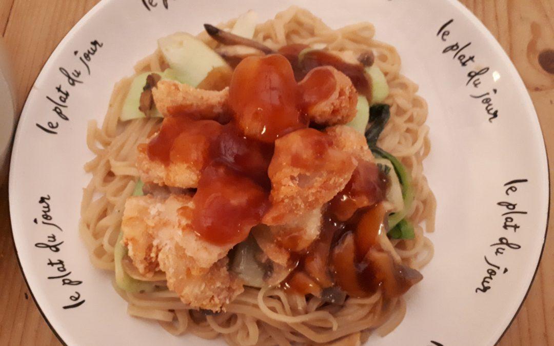 Chicken & Cashew Stir Fry